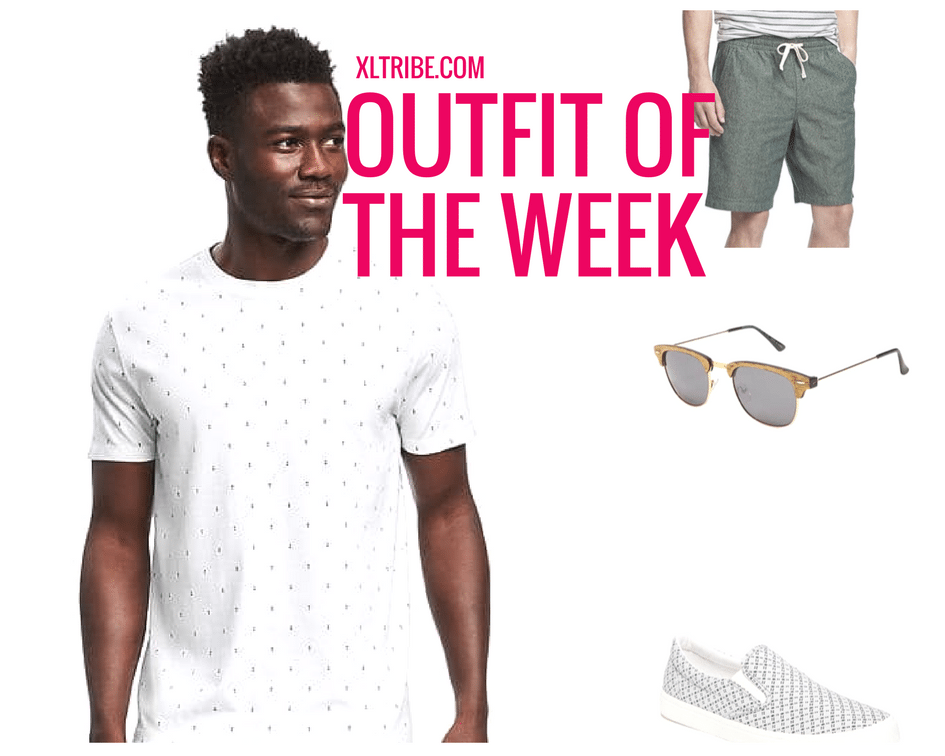 Outfit Of The Week: Old Navy Spring Look