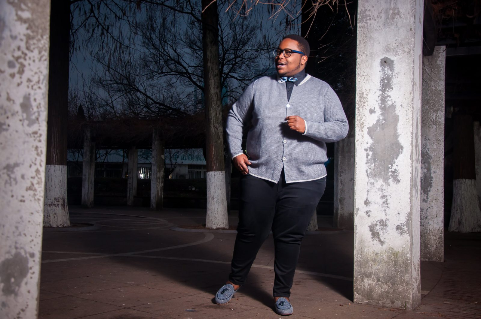 XL's Featured Tribe's Men: Dr Lionel Horugavye