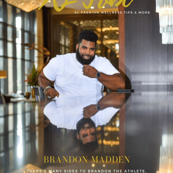 XL Tribe Magazine Issue 8 With Brandon Madden